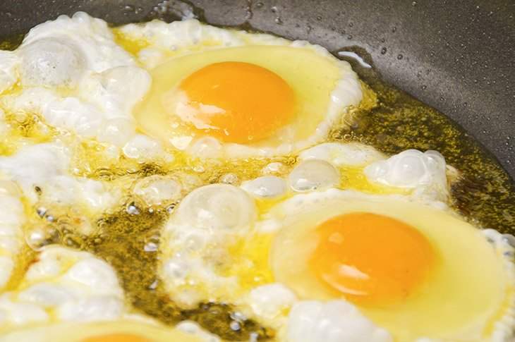 Best Pan For Frying Eggs
