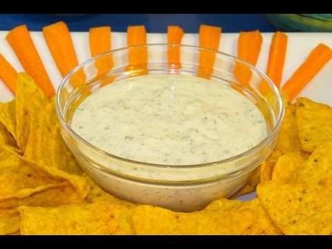 Receta de los molinetes de Hidden Valley Ranch